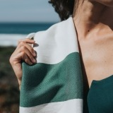 futah beach towels single Formosa Single Towel Verdant Green Lookbook 3 DSC09081_min