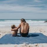 futah beach towels double Ericeira XL Towel Indigo Blue Lookbook 5 DSC09735_min
