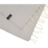 futah beach towels single Ericeira Single Towel Opal Grey Detail_min