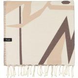 futah beach towels single Lynx Single Towel Chestnut _min