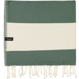 futah beach towels single Formosa Single Towel Verdant Green Folded (2)_min