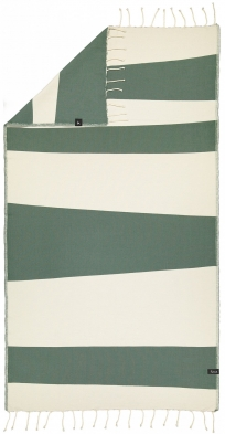 Futah - Formosa Green Single Towel