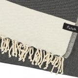 XL Towel Formosa Deep Black Detail_min
